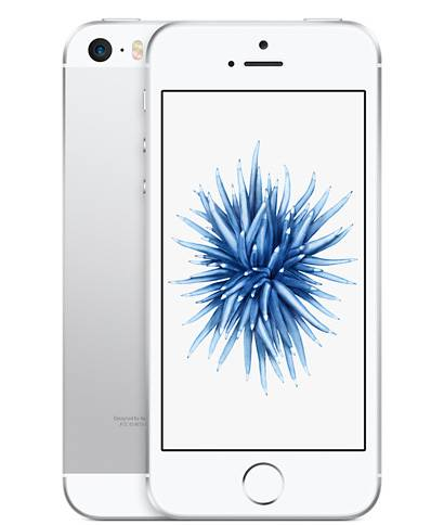 iPhone SE 64GB Silver (серебристый)