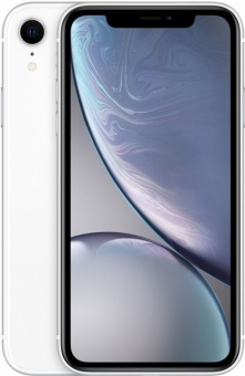 Смартфон Apple iPhone XR 256Gb White (Белый)